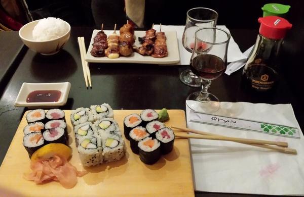 restaurant japonais lyon okawa