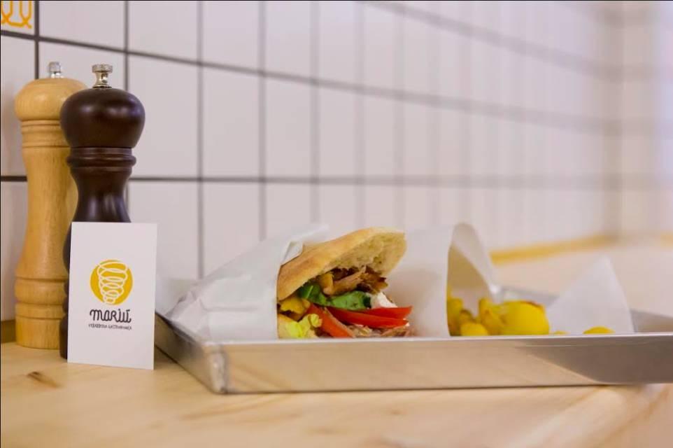 Mariù, il kebab gastronomico di Milano