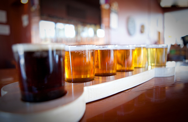 Sample the Local Flavor: Best Places for Beer Tastings