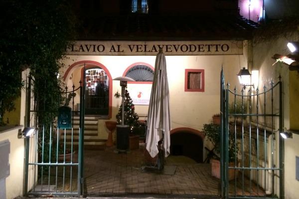 Mangiare romano a Roma da Flavio al Velavevodetto