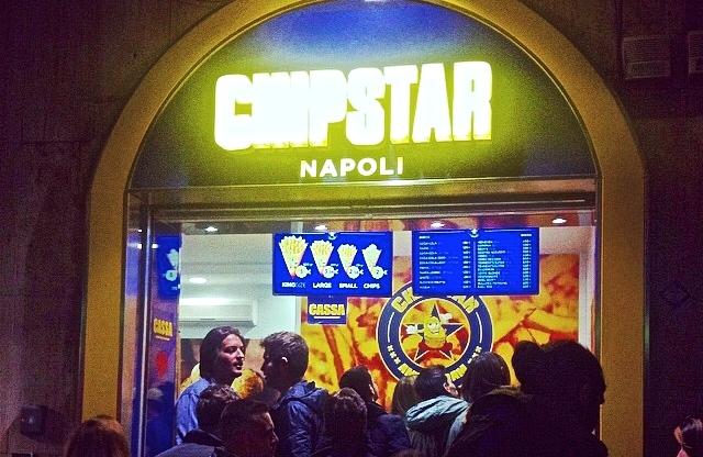 Chipstar Napoli Vomero