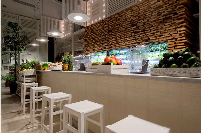 Ginger: ristorante e juice bar in centro a Roma