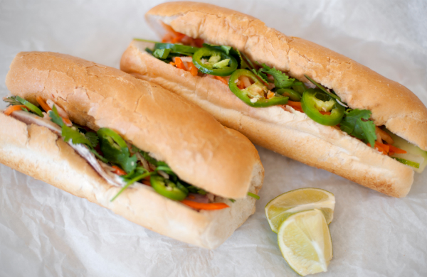 Top 5 Bánh Mì in London