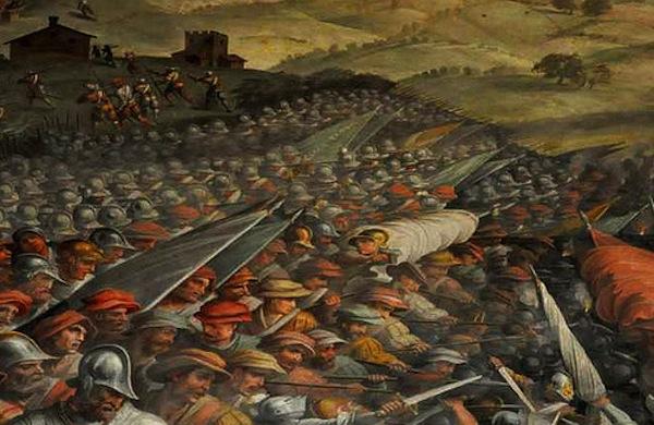 A Firenze un tour a piedi sulle tracce di Inferno di Dan Brown