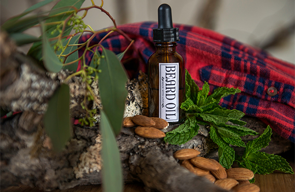 DIY Beard Oil and Aftershave to Beef Up Dad's Grooming Routine