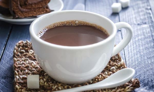 caff  in tazza