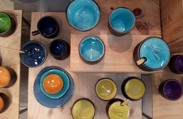 Sehahechotrizas: cerámica, joyería y artesanía en Zaragoza