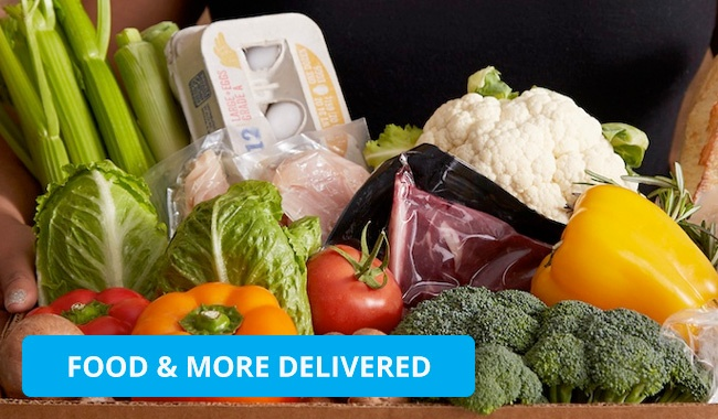 Best Grocery Delivery & Curbside Pickup