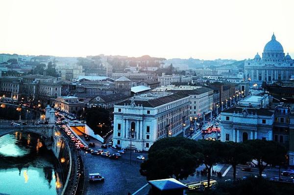 Cinque posti dove fare foto panoramiche a Roma