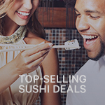 top selling sushi deals