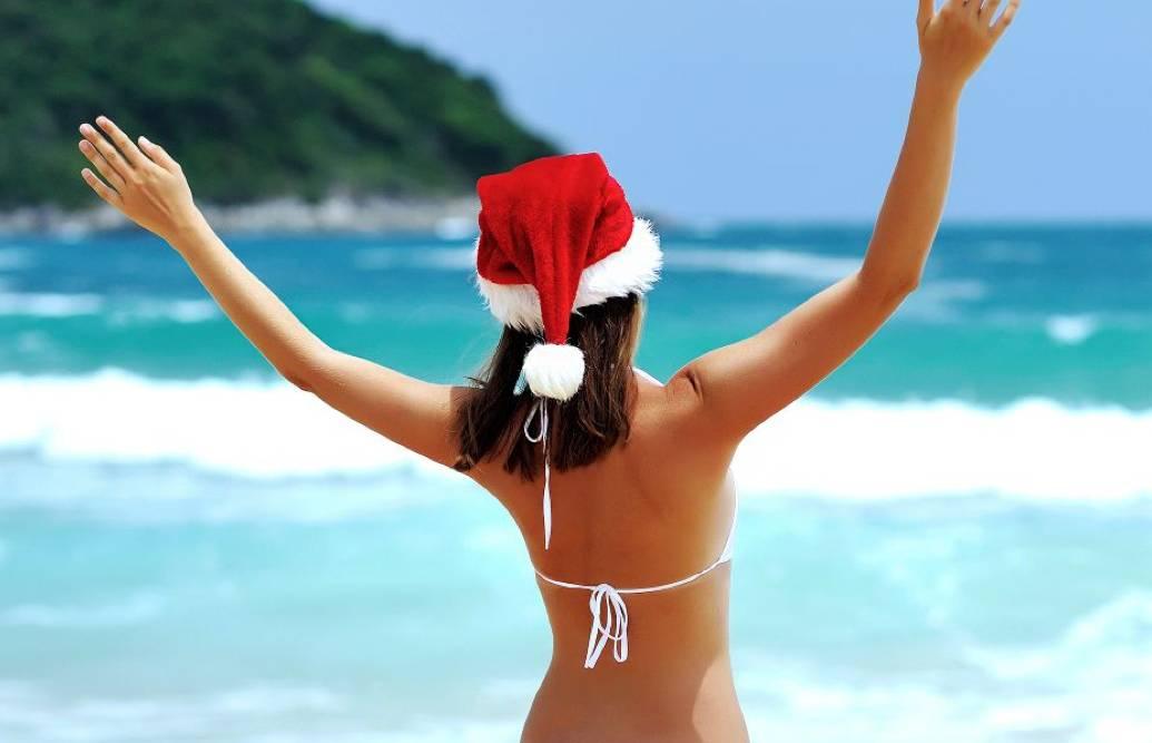 10 posti dove trascorrere Natale e Capodanno al caldo