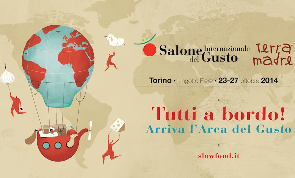 Tutto quello che c'è da sapere sul Salone del Gusto 2014 a Torino