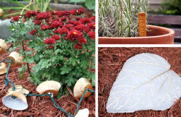 make your garden glam with these easy diy projects