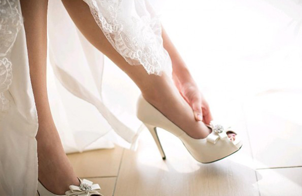 scarpe sposa inverno