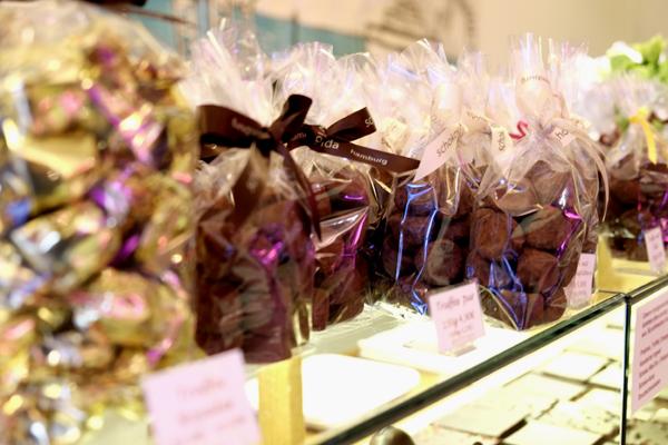 Eppendorf geschmackvoll - Hier gehen Schokolade und Feinkost Hand in Hand
