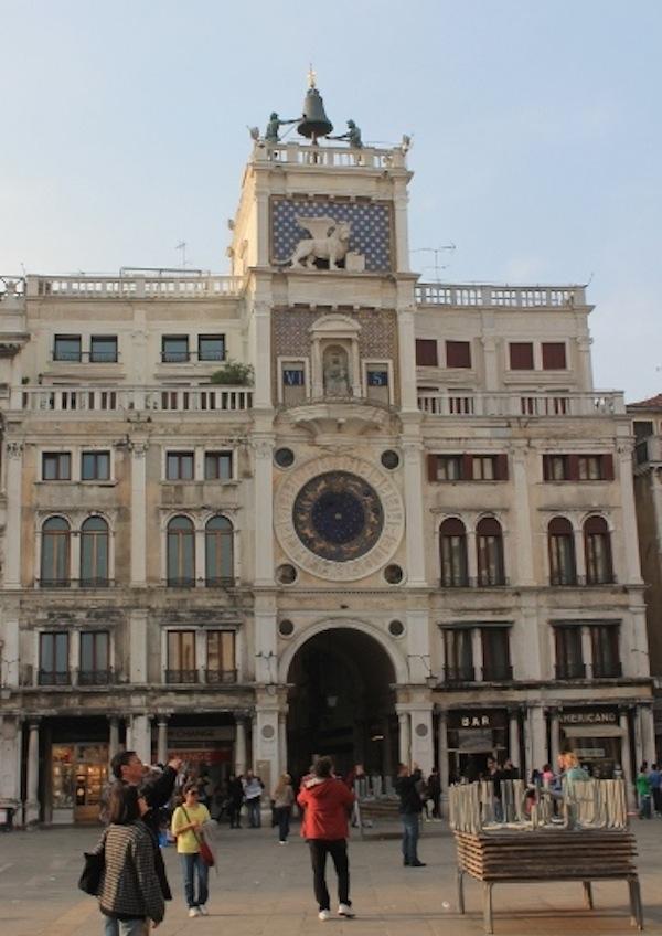 Torre Orologio Venezia