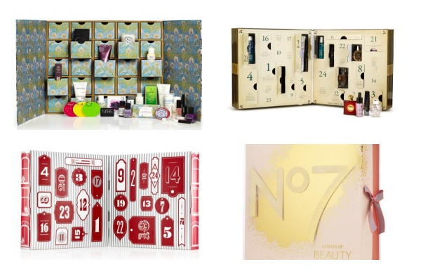 Top Beauty Advent Calendars for 2014