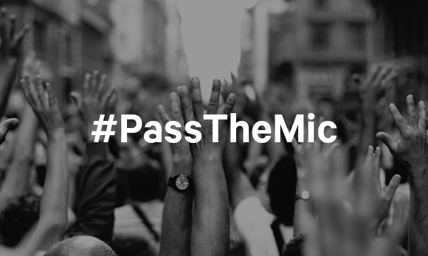 #PassTheMic: Our Social Media Initiative