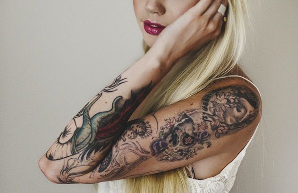 Four Things to Consider Before Getting Your First Ink