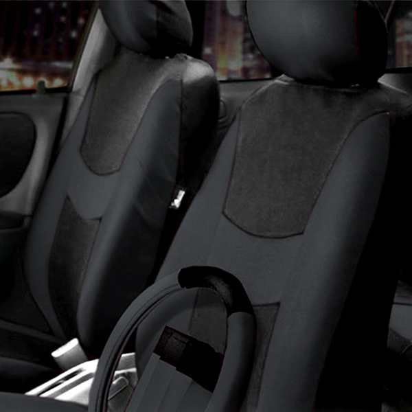 Light and Breezy Car Seat Cover Combo Set