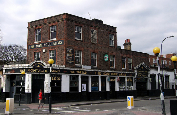 The Montague Arms, New Cross, London
