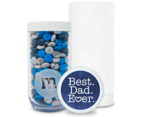 Father's Day gift Personalized M&M'S