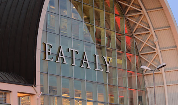 Eataly Roma esterno