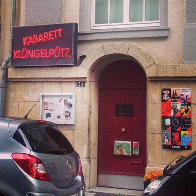 Kabarett Klüngelpütz Köln