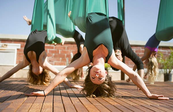 outdoor rooftop aerial yoga fitness class jpg