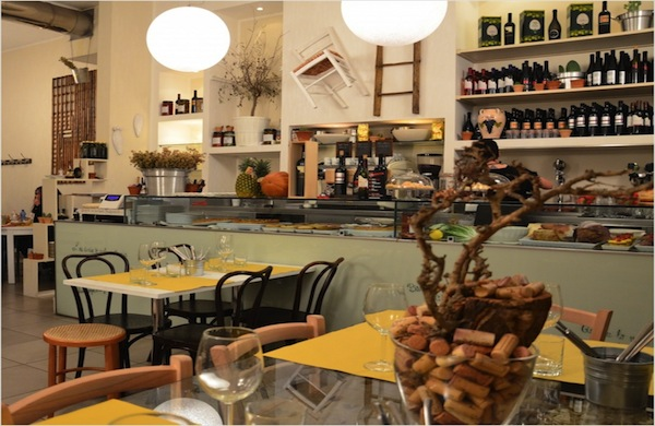 Pampasciuli, la cucina salentina a Milano