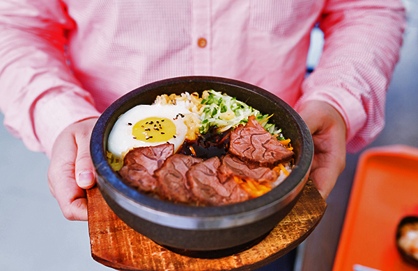 How to Eat Bibimbap in Six Simple Steps