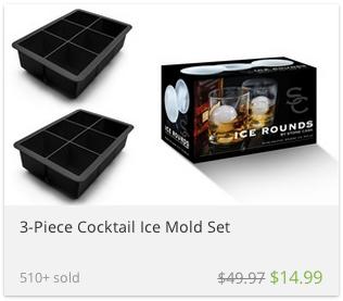 banner ice mold 316c277