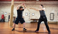 What a Sword Fighting Class Is Really Like