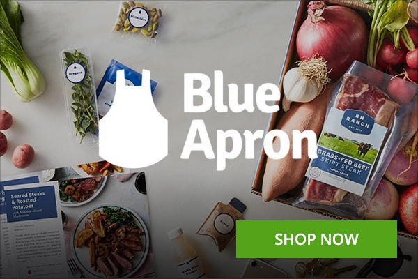 Blue Apron Meal Delivery Kits