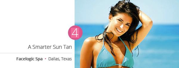 A Smarter Sun Tan<
