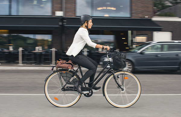How to Bike to Work Like a Pro
