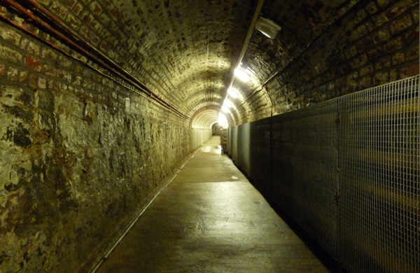 Crumlin Road Gaol Tunnel