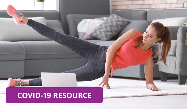Free At-Home Workouts