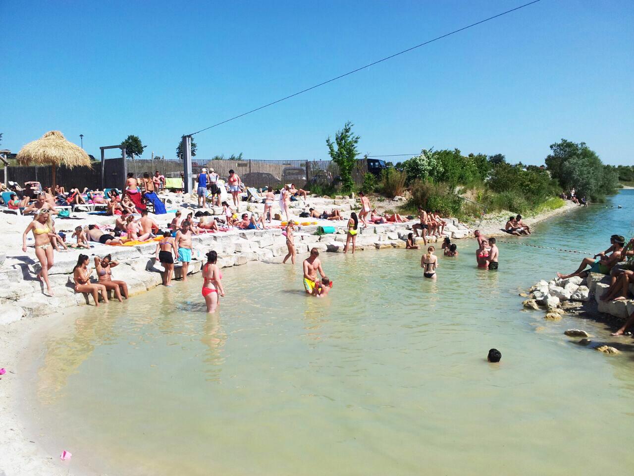 Roberto Beach - Karibikfeeling in Bayern