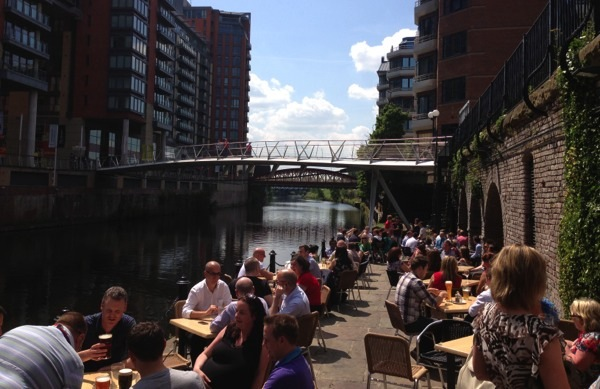 Manchester Dining With a View