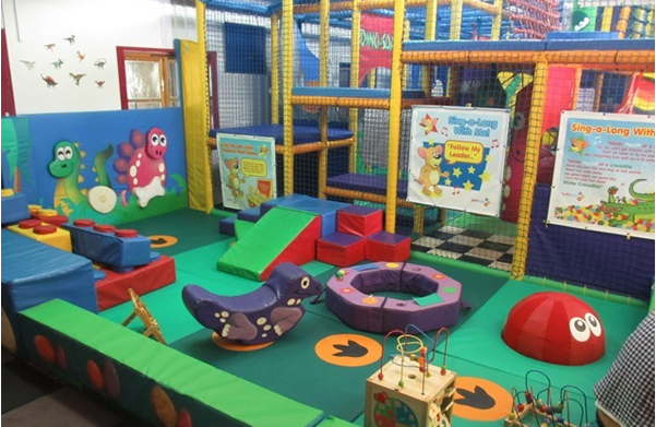 Little Dinosaurs Soft Play North London