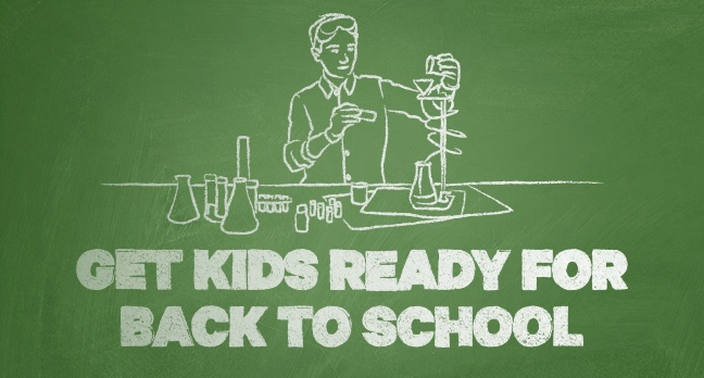Tips to Get Kids Ready for Back to School