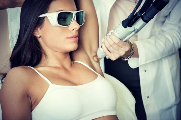 Groupon offers a range of laser hair removal treatments across Australia