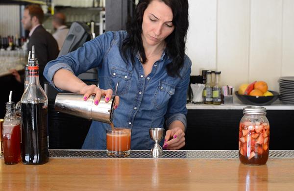 Bar Scene: Chicago Bar Picks from GT Fish & Oyster Bartender Danielle Lewis