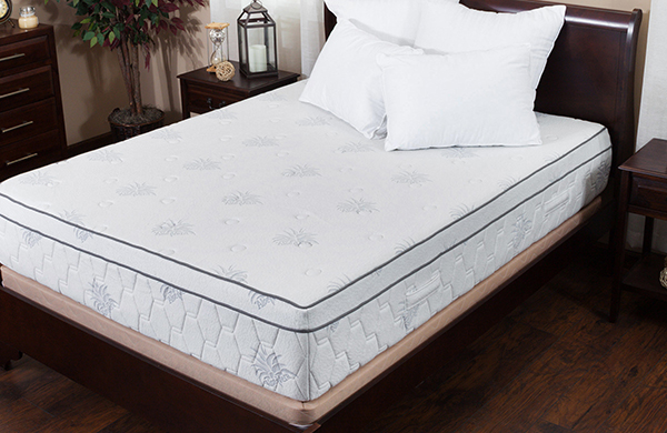 Gel-Infused Memory Foam Mattress