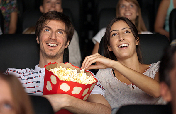 Where the Best Movie Theater Seats Are, According to an Expert