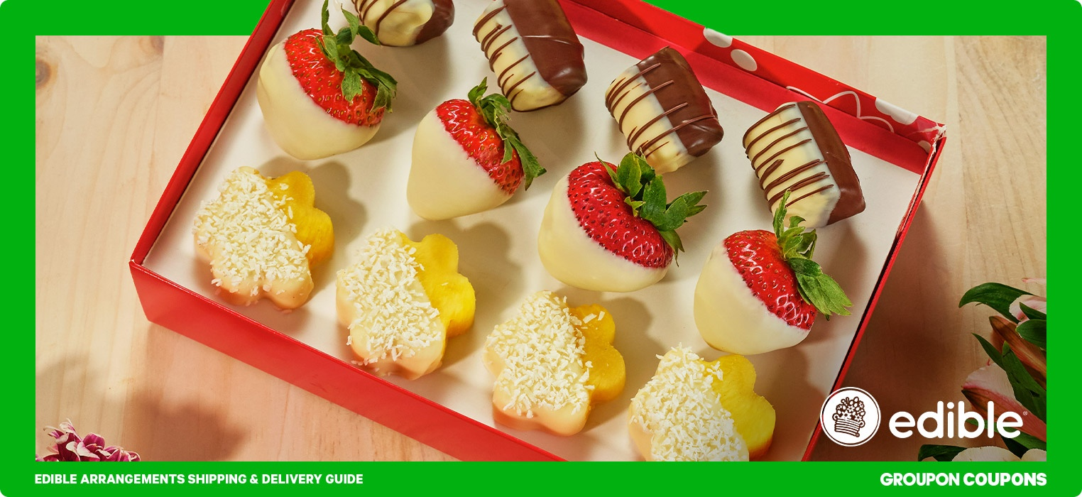 Edible Arrangements Shipping & Delivery Guide