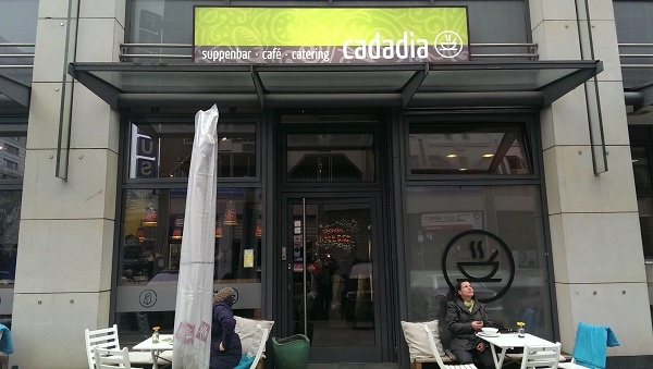 Cadadia, Suppenbar in Berlin