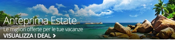 vacanze estate Groupon