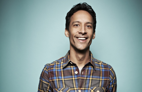 """You Can Take """"Community's"""" Danny Pudi Out of Chicago, But You Can't Take the Kolacky Out of Danny Pudi"""